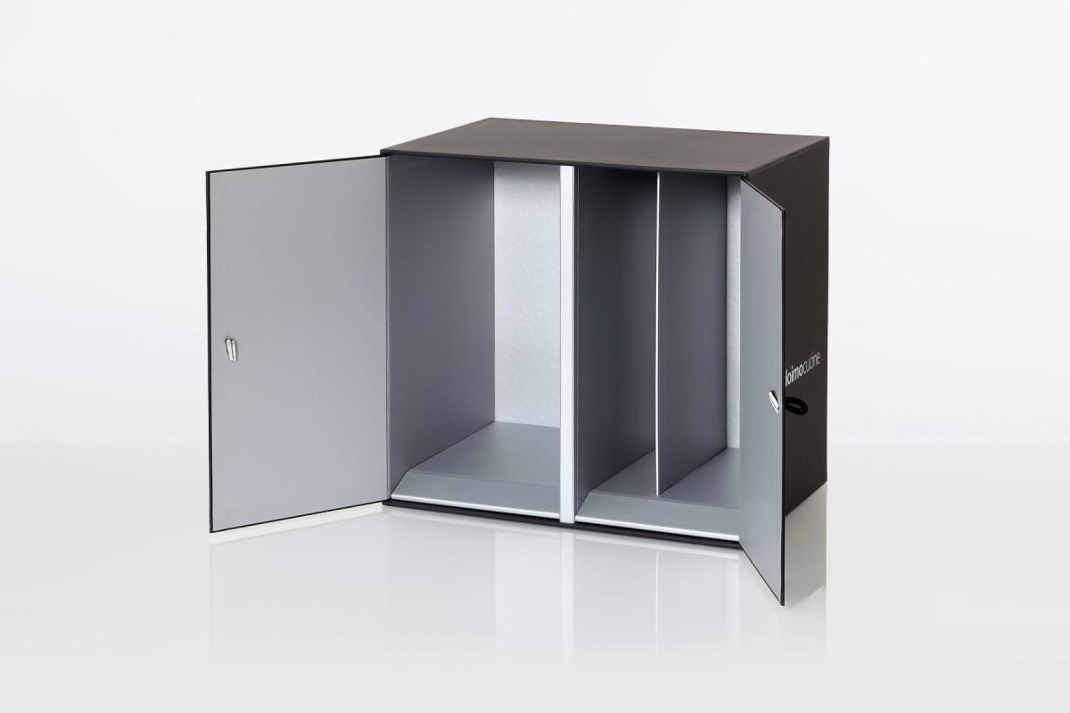 Box porta cataloghi Doimo Cucine - Grafiche Antiga - cartotecnica
